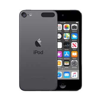 Apple iPod touch 256GB Leitor MP4 Cinzento