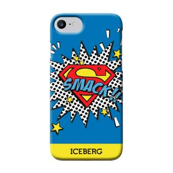 Capa de Telemóvel Iceberg DC Comics Soft Case Superman para iPhone 8/7/6s/6 Smack