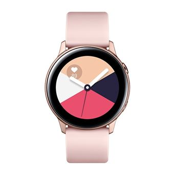 Smartwatch Samsung Galaxy Watch Active Rosa dourado