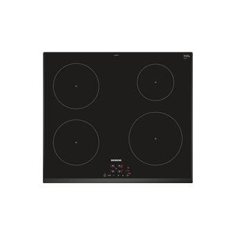 Placa de Cozinha Encastrável Siemens EU651BEB1E Preto