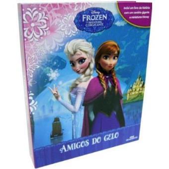 Disney Frozen. Amigos Do Gelo
