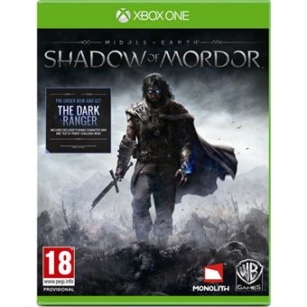 Middle Earth: Shadow of Mordor (with Dark Ranger) Xbox One