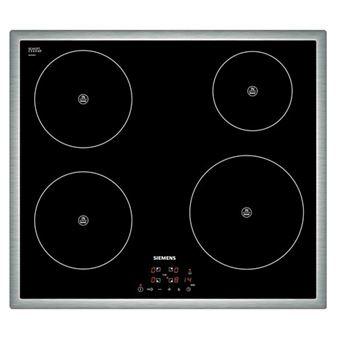 Placa de cozinha el ctrica vitrocer mica encastr vel for Placa ceramica calefaccion electrica