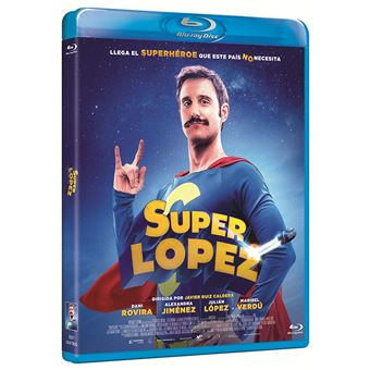 Superlopez (Blu-ray)