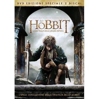 laFeltrinelli Lo Hobbit: la Battaglia delle Cinque Armate (DVD) Italiano