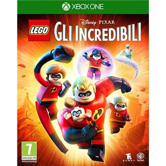 LEGO Gli Incredibili XONE Xbox One