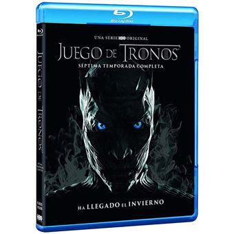 Game of Thrones / Juego de Tronos Temporada 7 (Blu-Ray)
