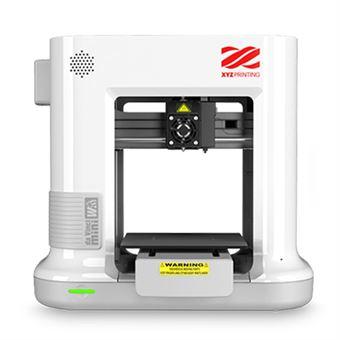 Impressora 3D XYZprinting da Vinci mini w+ Wi-Fi Branco