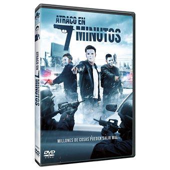 7 minutes / Atraco en 7 minutos (DVD)