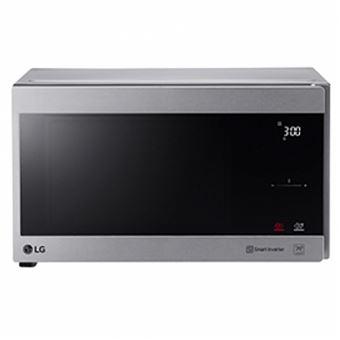 Microondas LG MH6565CPS 25Lt 1000W Grill Inox