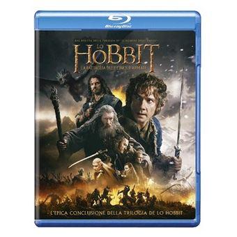 laFeltrinelli Lo Hobbit: la Battaglia delle Cinque Armate (Blu-ray) Italiano