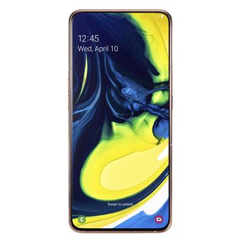 Smartphone Samsung SM-A805F Galaxy 8GB 128GB Dourado