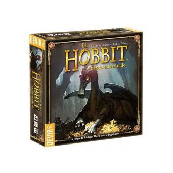 Jogo O Ouro Enchanted Hobbit