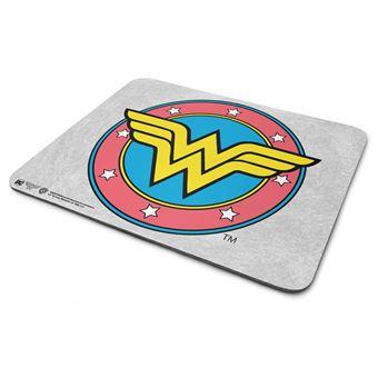 Tapete para Rato Wonder Woman Logo | Pack de 3