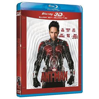 Ant-Man Bd 3D+2D