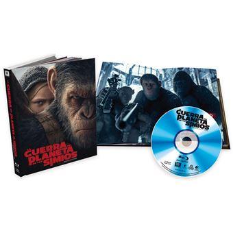 War for the Planet of the Apes (2017) / La guerra del planeta de los simios (Blu-ray)