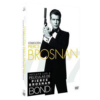 007 Bond: Pierce Brosnan Collection (4DVD)