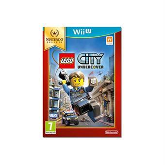 LEGO City Undercover Wi U