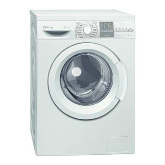 Máquina de Lavar Roupa Carga Frontal Balay 3TS986B 8Kg A+++ Branco