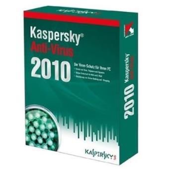 Kaspersky Lab Anti-Virus 2010