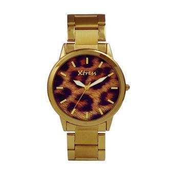 Relógio XTRESS XPA1033-07 (40 mm) Leopardo