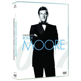 007 Bond: Roger Moore Collection (7DVD)