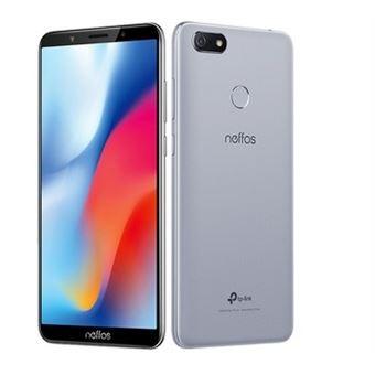 Smartphone TP-Link Neffos C9 Dual Sim 2GB 16GB Cinzento