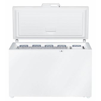 Arca Congeladora Horizontal Liebherr GTP 3656 Premium 331L A+++ Branco