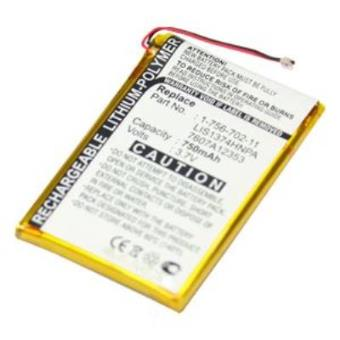 Bateria Subtel para Sony NWZ-A801 A805 A806 A810 A818 A808 A829 A828 A815 750mAh