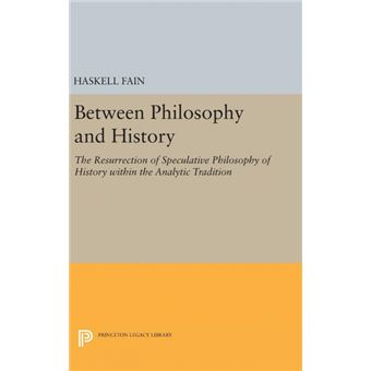 speculative philosophy of history