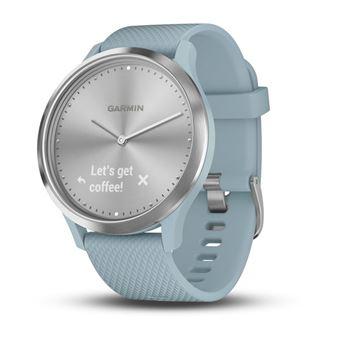 Garmin vívomove HR relógio desportivo Prateado 64 x 128 pixels Bluetooth