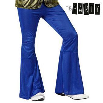 Calças para Adultos Th3 Party Disco Azul M/L