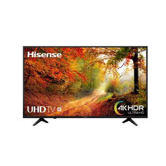 Smart TV Hisense 65A6140 65' 4K Ultra HD HDR Preto