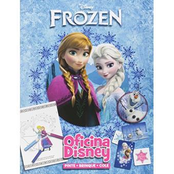 Oficina Disney - Frozen