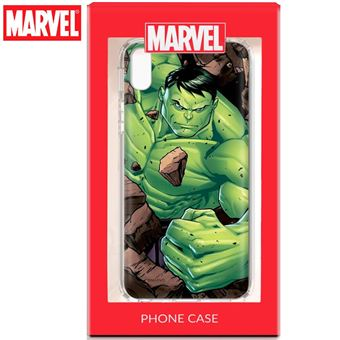 Capa COOL para iPhone XR Marvel Hulk