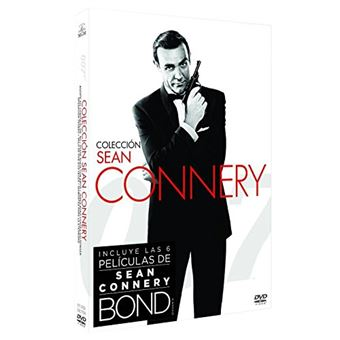007 Bond: Sean Connery Collection (6DVD)