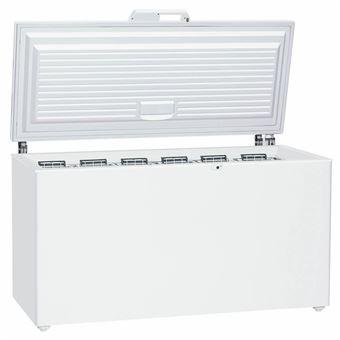 Arca Congeladora Horizontal Liebherr GTP 4656 Premium 419L A+++ Branco