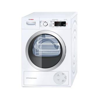 Máquina de Secar Roupa BOSCH - WTW85530EE