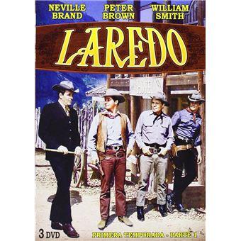 Laredo (1965) Temporada 1 Parte 1 (3DVD)