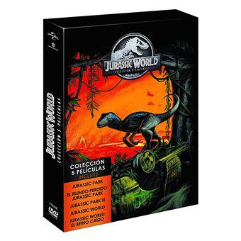 Jurassic Park Pack (5DVD)