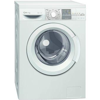Máquina de Lavar Roupa Carga Frontal Balay 3TS984B 8Kg A+++ Branco