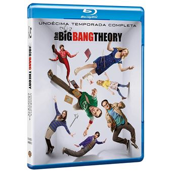 The Big Bang Theory Temporada 11 (2Blu-ray)