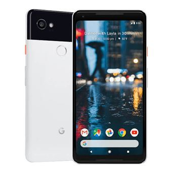 Smartphone Google Pixel 2 Xl - 128GB - Preto/Branco