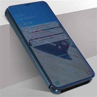 Capas Avizar Samsung Galaxy A50 Translúcida Acabamento Sulcado - Azul