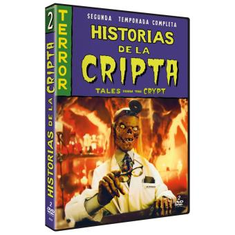 Historias de la Cripta Segunda temporada / Tales from the Crypt Season 2 (2DVD)