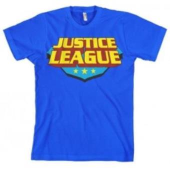 T-shirt DC Comics Justice League Logo M