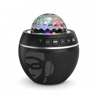 Sistema de Som e Luz Bluetooth iDance Party Ball BB10 BK