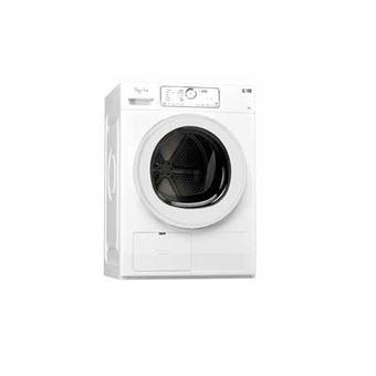 Whirlpool DDLX 90110 B Freestanding 9kg Front-load White máquina de secar
