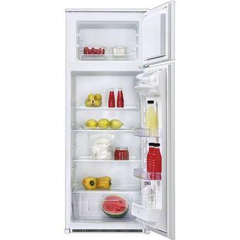 Frigorífico com Congelador Encastrável Zanussi ZBT23420SA 224L 144 cm A+ Branco