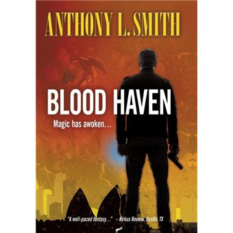 blood Haven Hardcover